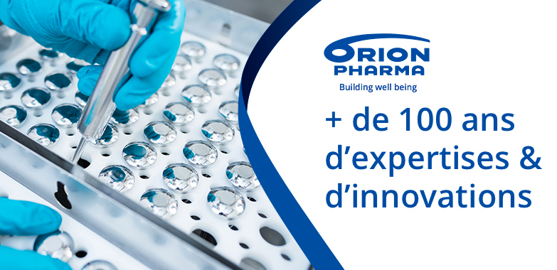 Orion 100 ans d'expertises et d'innovations
